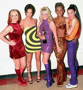Spice Girls 1995
